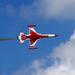 Repülőnap 2010 - a Turkish Stars egyik szólógépe