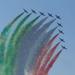 A Frecce Tricolore 50 éves 2010 - ben