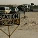 A mauritániai határátkelő