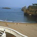 Biarritz strand