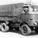 IFA W50 három tengelyes katonai 1970