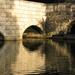Híd a Vajdahunyadvárban