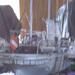 Miramar lapátkerekes jacht M=1:50