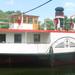 Neszmély lakóhajó 2