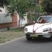 esküvő -esküvői autó.2010