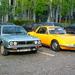 Lancia Beta Coupe & Matra 530 LX