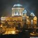 Esztergomi bazilika t�len