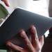 iPad hátulnézetből
