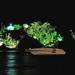 Éjjeli fények a szigeten