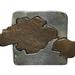 313 - Laborcz Flóra - Felhőjáték II,. 5.5x9.5cm - Bronz-ezüst 15