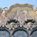 Szervita téri homlokzat